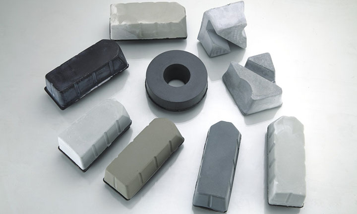 GRINDNG AND POLISHING TOOLS FOR STONE INDUSTRY